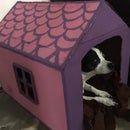 HIDEY HOUSE FOR FURRY FRIENDS!!!