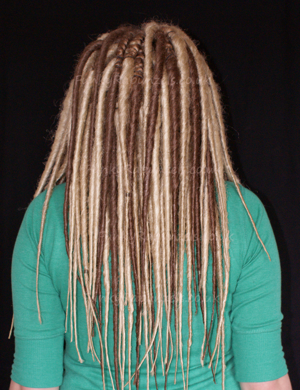 How to Install Synthetic Double Ended Dreads