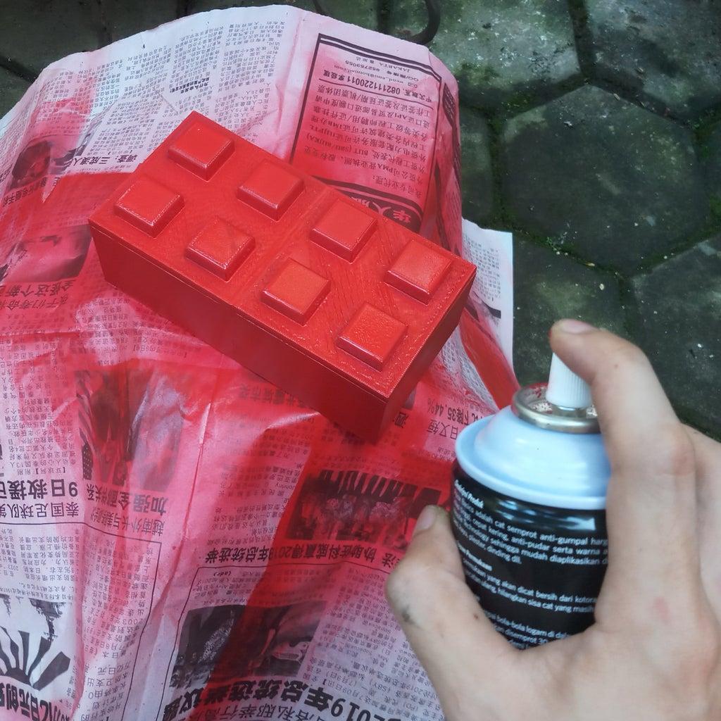 Colour the Brick