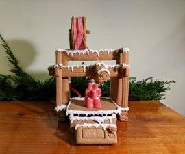 姜饼3D打印机