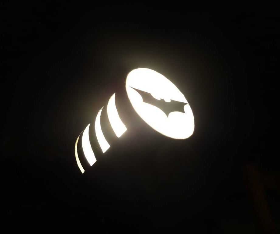 Bat-signal Night Lamp
