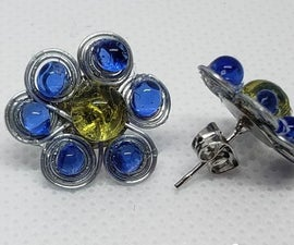 Recycle Bottle Glass Into Jewelry With Your Microwave