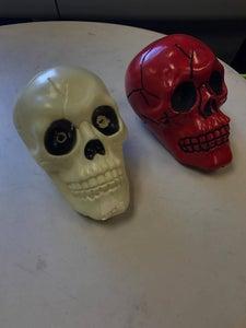 My Halloween Skull Project