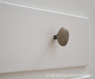How to Make Knobs or Drawer Pulls