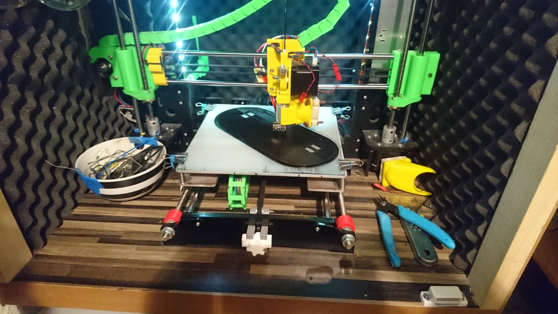3D Printing the Case