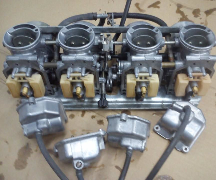 How to clean a carburettor with using an Ultrasonic Cleaner