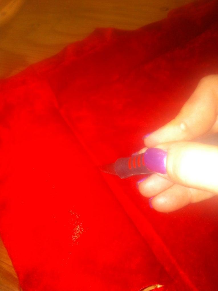 Trim the Fabric
