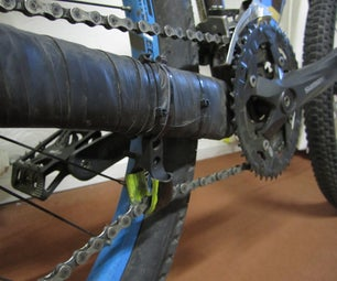 DIY Bicycle Chain Tensioner