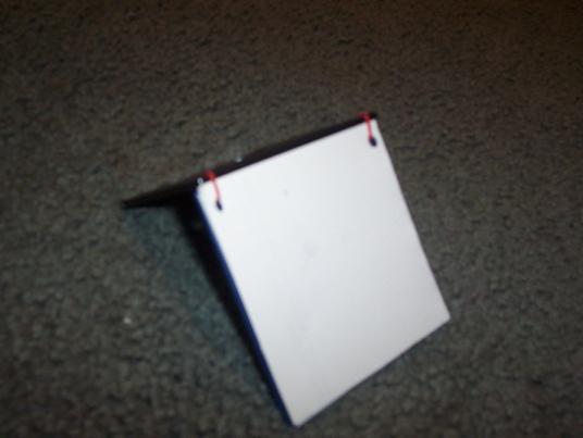 EASY Floppy Disk Notebook