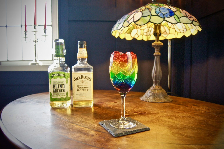 Gelatin Cocktails!