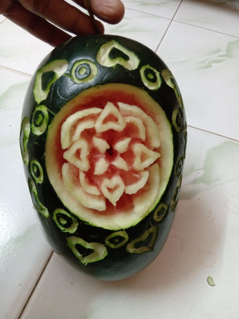 Melon Bowl - Step11