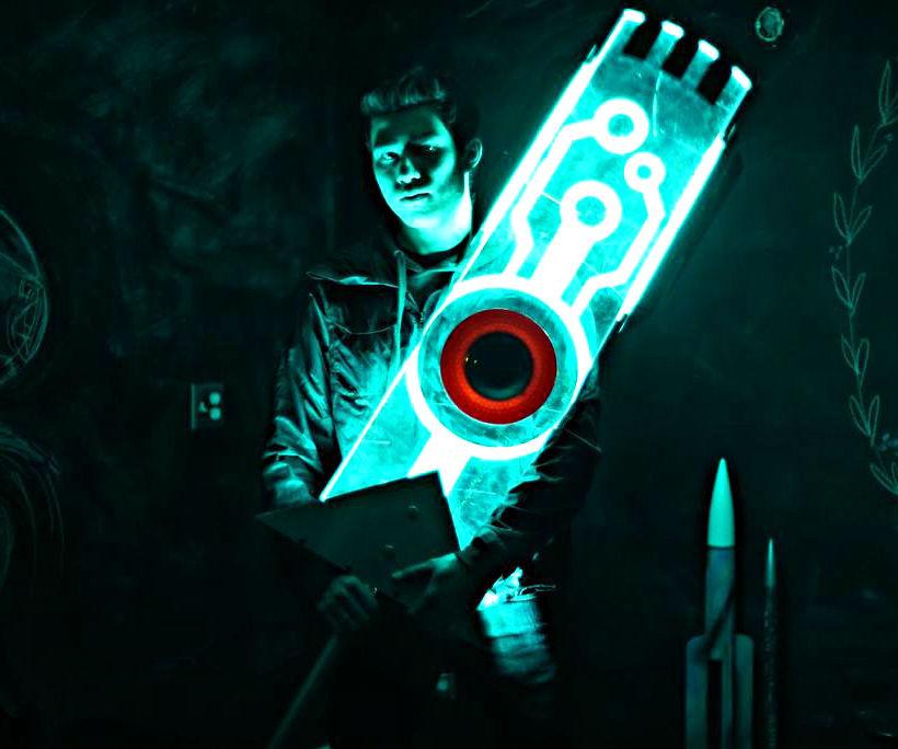 The Transistor - Sword Prop