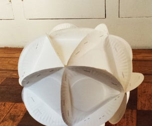 Powerful Triangles and Spheres: Paper Plate Buckyballs - 1st Grade Tinkering - Week 7