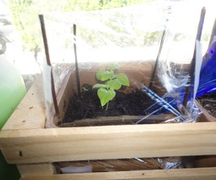 Easy and VERY CHEAP Green House/incubator