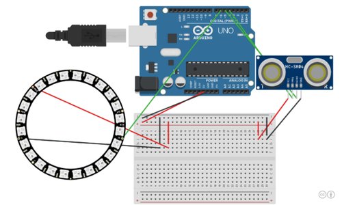 Connect Everything to the Arduino