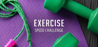 Exercise Speed Challenge