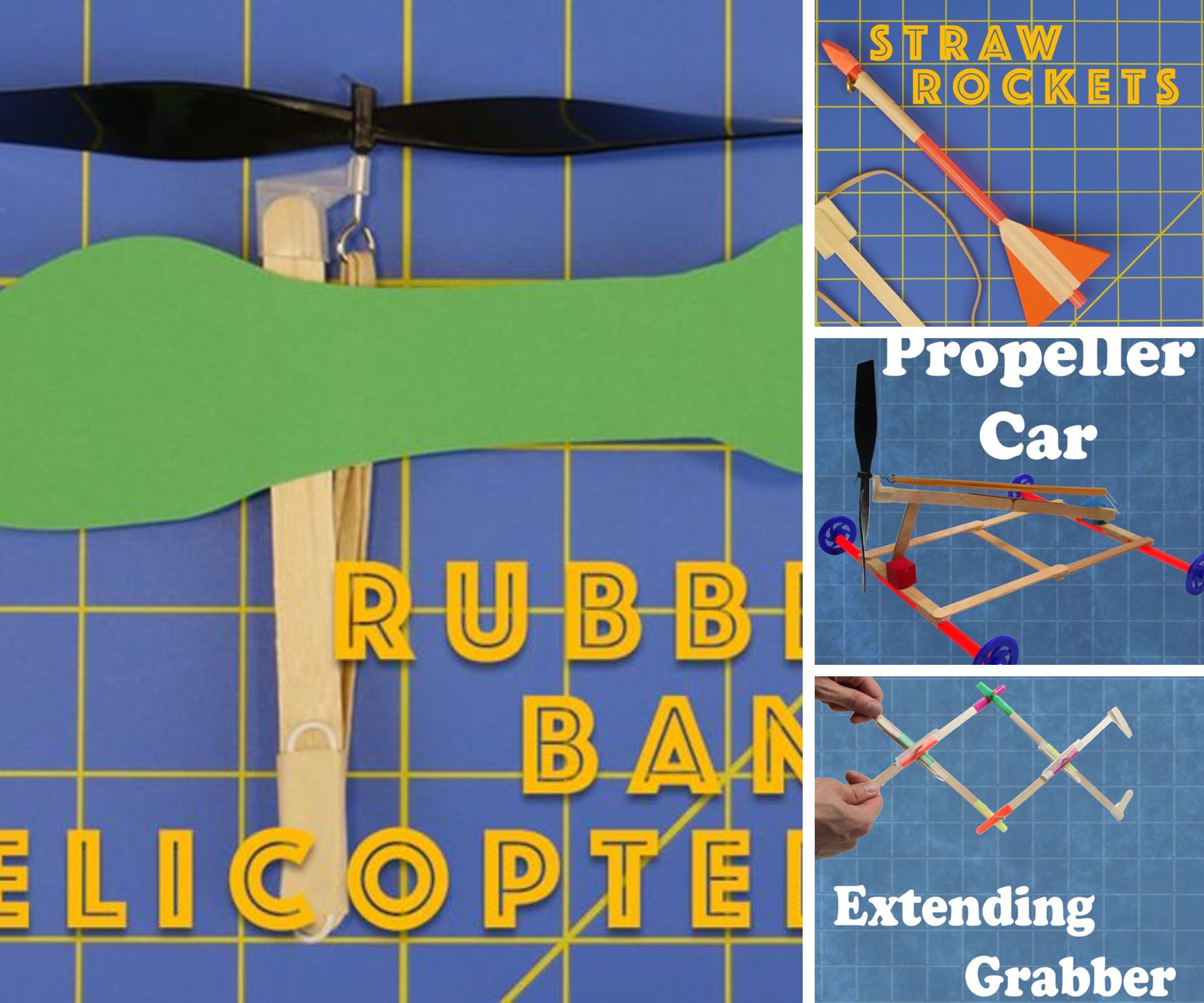 Hands On Engineering Stem Projects For Kids And Students Instructables