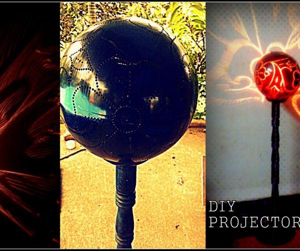 DIY PROJECTOR LAMP