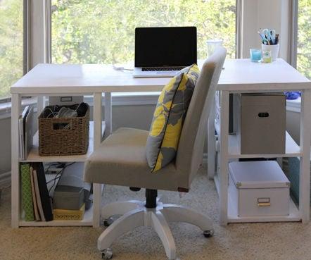 DIY Home Office or Child's Desk