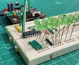 Extending GPIOs of ESP8266-01 and IoT || Exploring ESP8266:Part 3