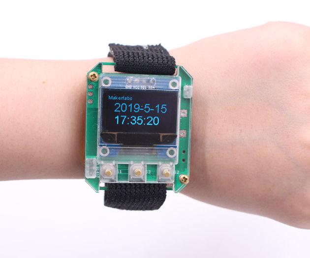 DIY ESP-Smartwatch