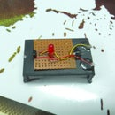 A simple Infrared (IR) detector