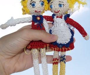 Lydie (LunLun) -amigurumi Doll