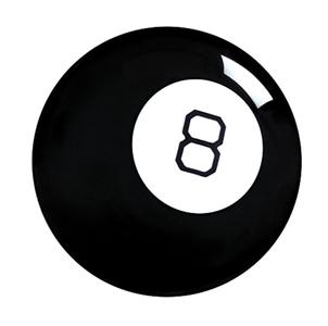 Electric Magic Eight Ball