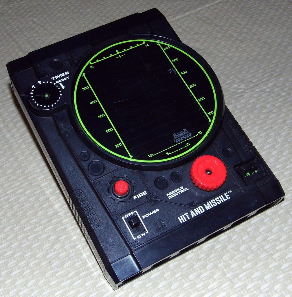 Retro Pocket Game Console