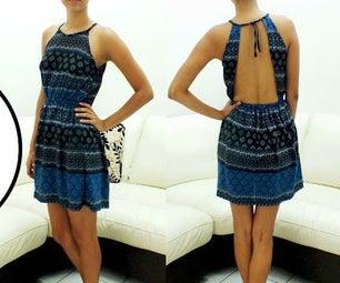 Summer Dress DIY || FREE PATTERN