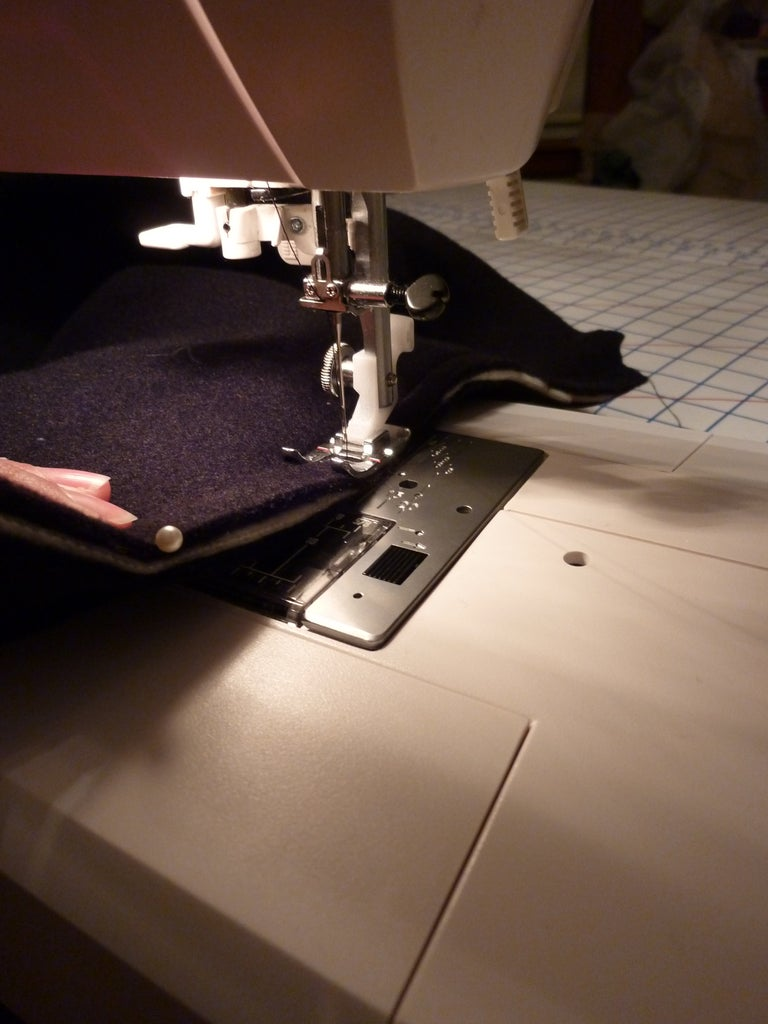 Still Sewing (putting It All Together Now)