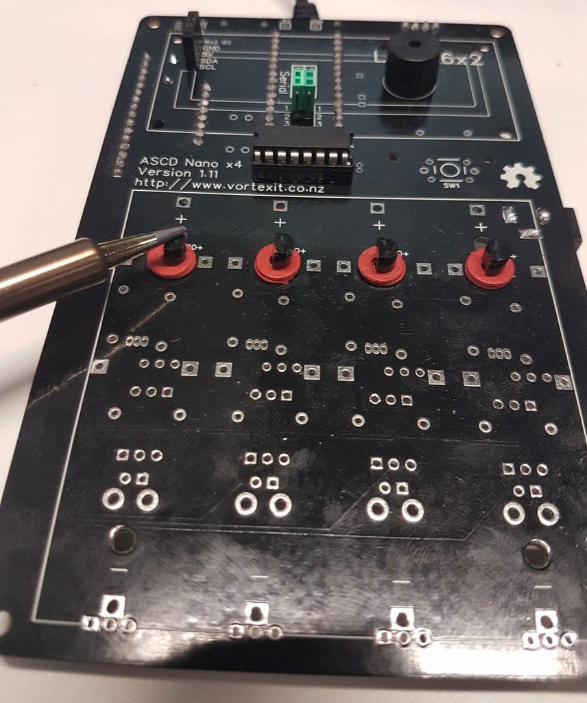 Get the Dallas DS18B20 Temperature Sensor Serials