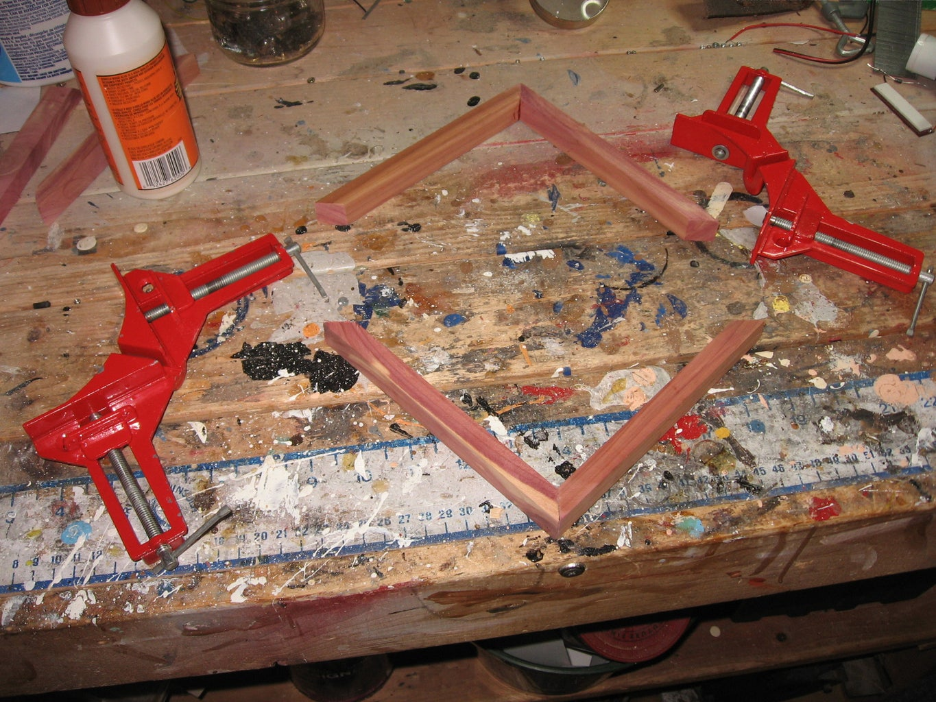 Building the Lid Side Assembly