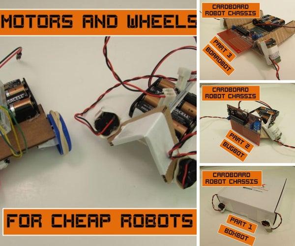 For Cheap Robots