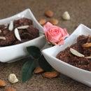 Chocolate and Semolina Halwa