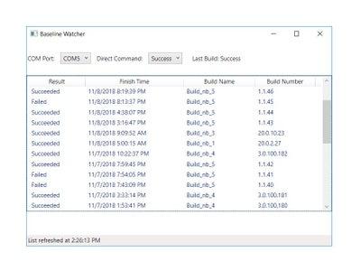 Software - Desktop Application