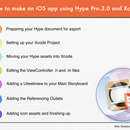 Make an iOS app with Hype and Xcode