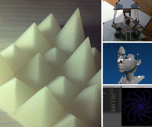 Generative 3D Printing