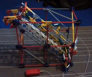 The Corkscrew   a K'nex Ball Machine Lift