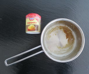 Burnt Pan/ Pot: Easy Removal With Baking Powder