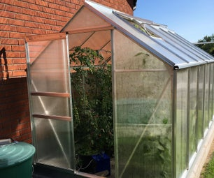 Arduino Controlled Greenhouse (With Blynk As Interface)