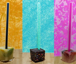 Summer Straw Sippers!