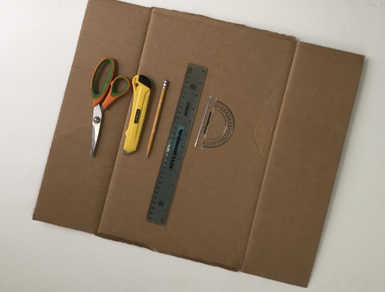 Grab Your Materials!
