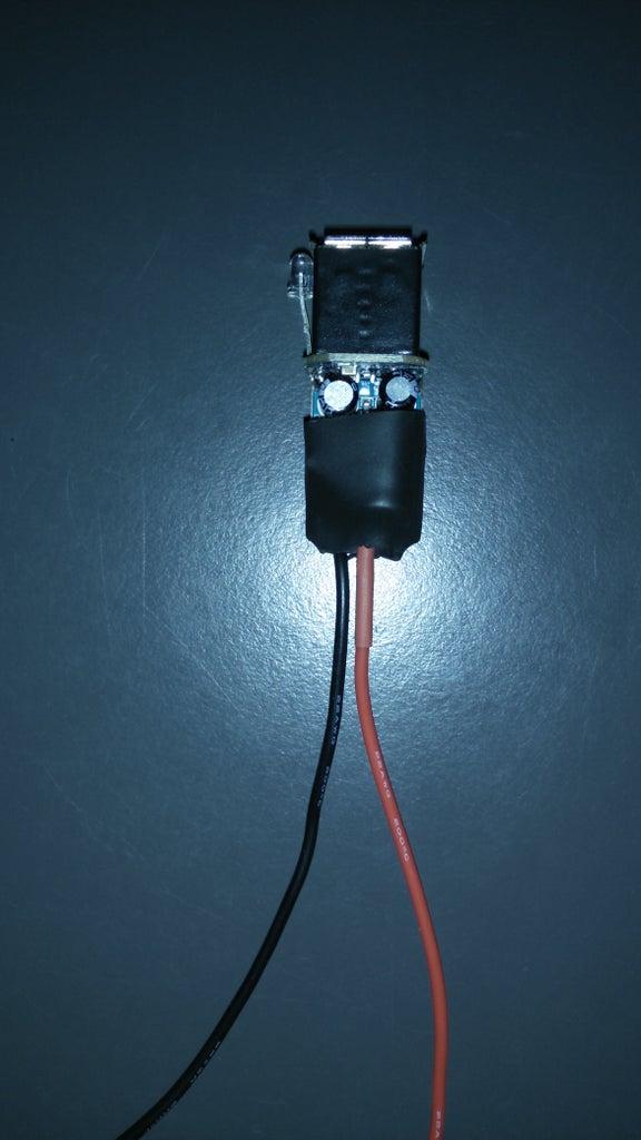 Power Supply Raspberry Pi