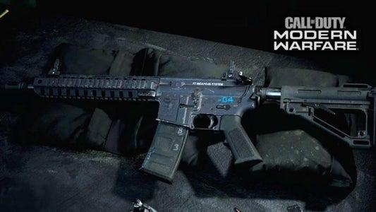 M13 Call of Duty Blow Dart Gun