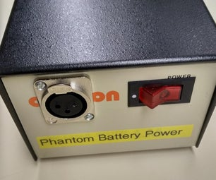 Phantom Battery Power