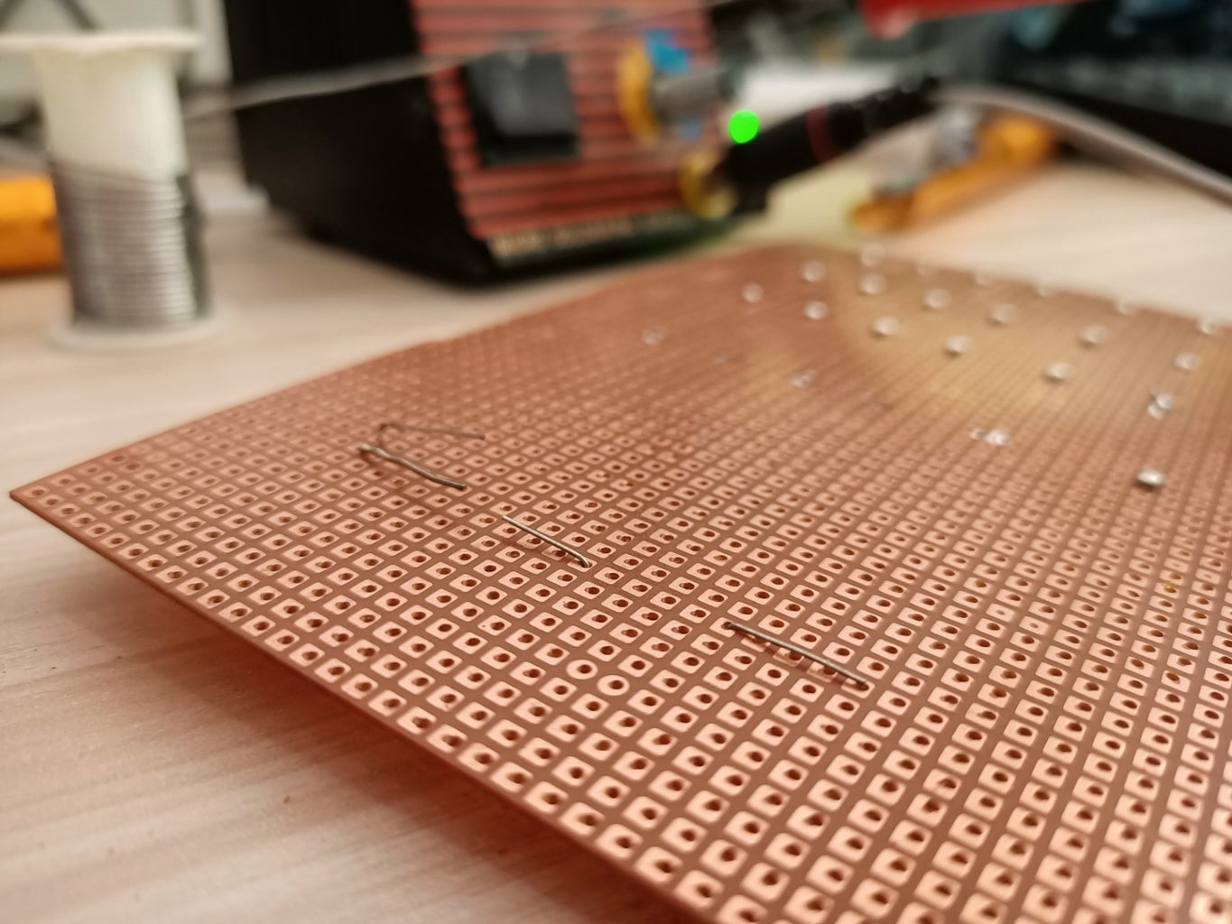 Mini Soldering Projects