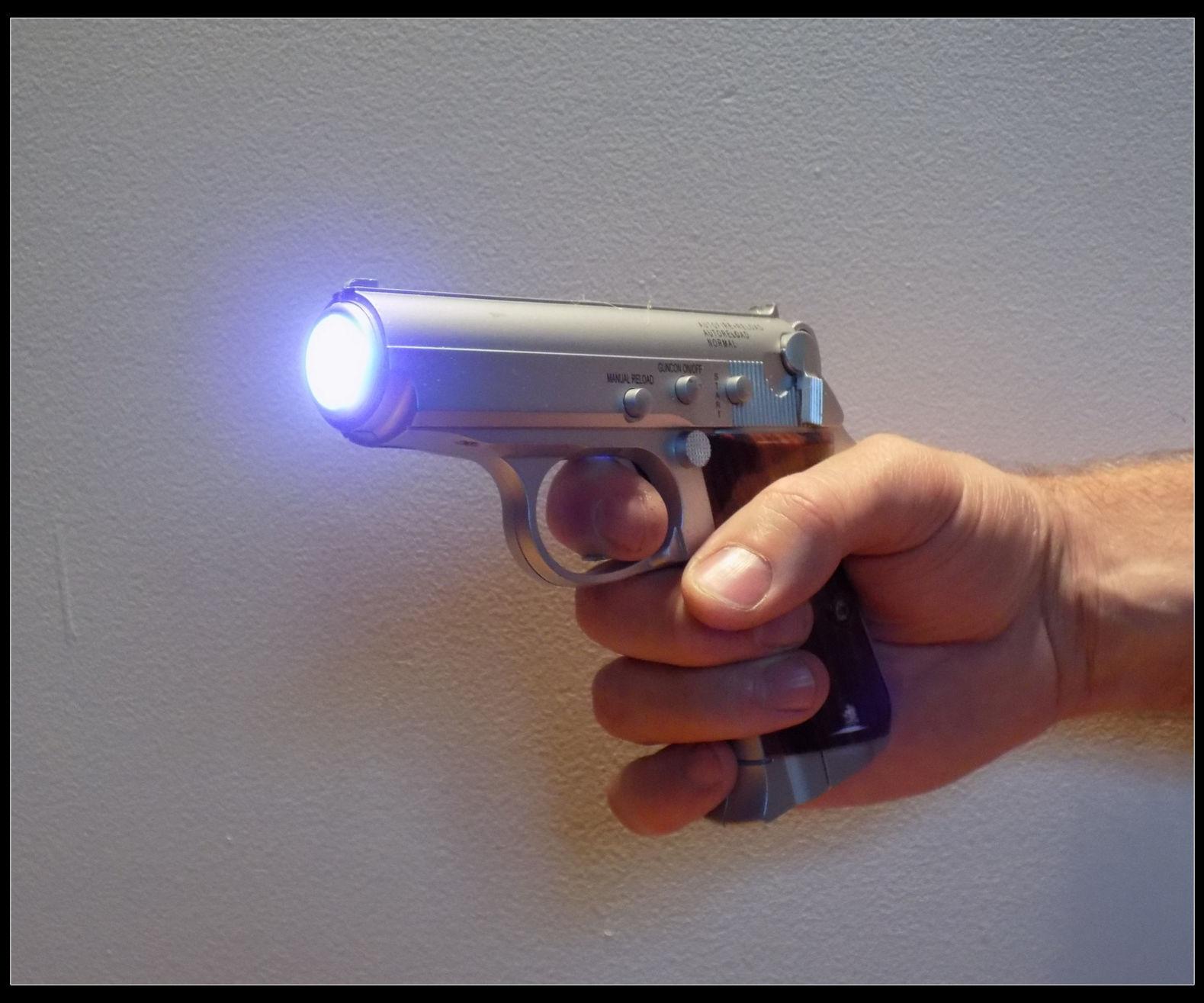 LED Gun Torch
