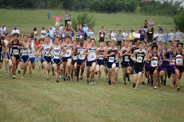 How to Run Cross Country