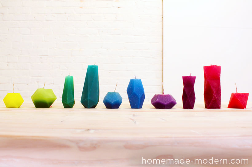 HomeMade Modern DIY Bloktagons